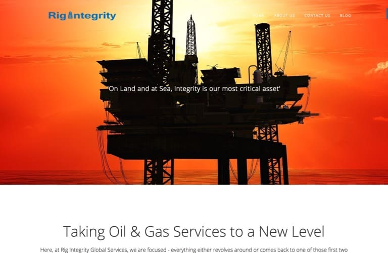 Rig Integrity Global Services